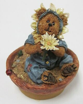"""Boyds Small Candle Topper """"Petals....Daisy Days of Summer""""#651263-1 * MINT * NIB"""