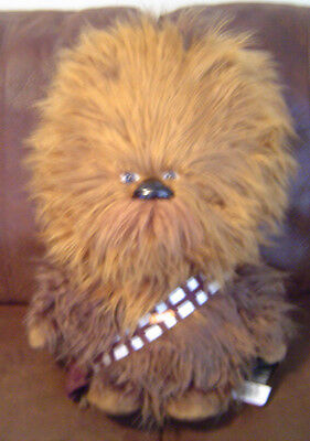 "Big! Chewbacca 24"" Giant Talking Plush ""star Wars The Force Awakens"" Target Excl"