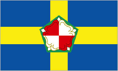 5' x 3' Pembrokeshire Flag Welsh Wales County Flags Banner