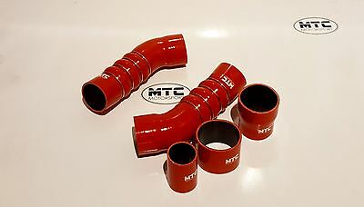 Mtc Motorsport Audi Rs3 Ttrs Tt Rs 2.5T Silicone Boost Hoses Intercooler Red