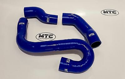 Mtc Motorsport Vauxhall Astra Vxr Turbo Boost Hose Intercooler Hose Blue Kit