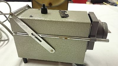Vintage Ivette Manual Slide Projector RARE made in 1962  by A C Brooks