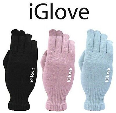 iGloves Winter Gloves For iPhone 7, 7 Plus, 6S, 6 Plus, Samsung & LG Cellphones