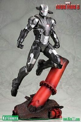 Kotobukiya Iron Man 3 figure: War Machine ArtFX comics marvel Statue , New