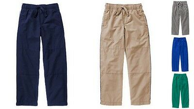 NWT Gymboree Boys The Gymster Jersey Lined Pull-On Active Pants U-Pick 7 8 10 12