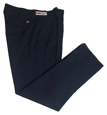 Red Kap Navy Blue Men's Pants Industrial Work Uniform PT20NV (MANY SIZES)