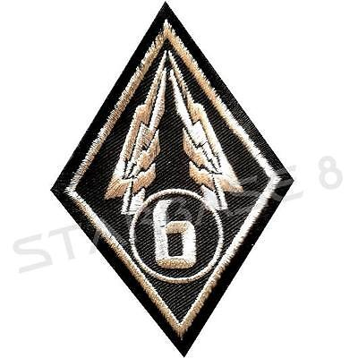 Starship Troopers Uniform Aufnäher (Patch)