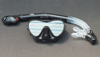 New Snorkelling Diving Liquid Silicone Set WIL-DS-23 with Dry Snorkel