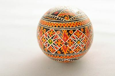 Painted Easter Egg Handmade Unusual Present Ideas Nice Home Decoration Element