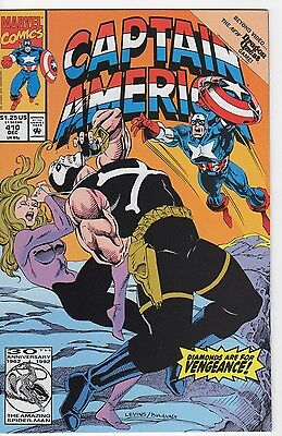 Captain America 410 (NM)
