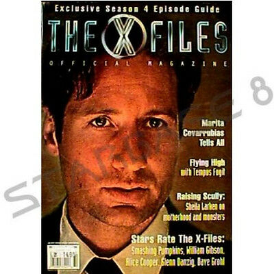 X-Files - Official Us Magazin Vol. 02 (Akte X)