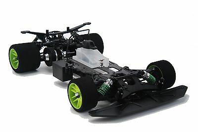 Coche Rc Car Edam Razor PRO [PRO KIT] 1/8