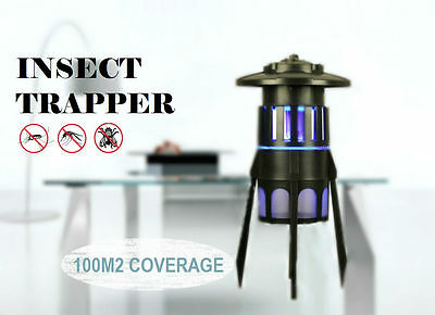 Chemical-Free Insect Trapper 100M2 Coverage