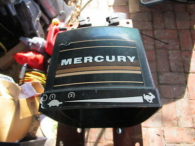 MERCURY OUTBOARD 3.5 HP  TOP COWL  1980 to 1985 8534A1