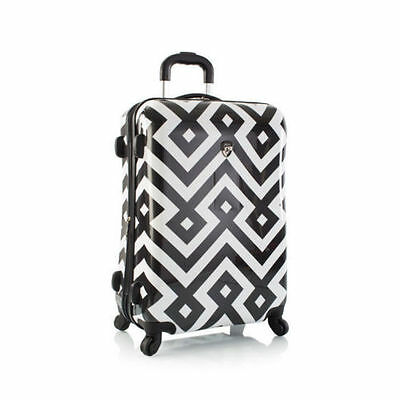 """HEYS DECO 21"""" Carry-on Luggage Travel Bags Suitcase Spinner Trolley 4 Wheels AU1"""