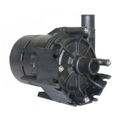 """Laing E10 Fixed Speed 3/4"""" Smooth Barb Circulation Pump - Hot Tub Spa in a box"""