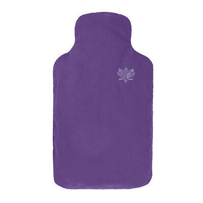 Aroma Home Lavender Scented Soft Cotton Microwavable Body Warmer Wheat Bottle