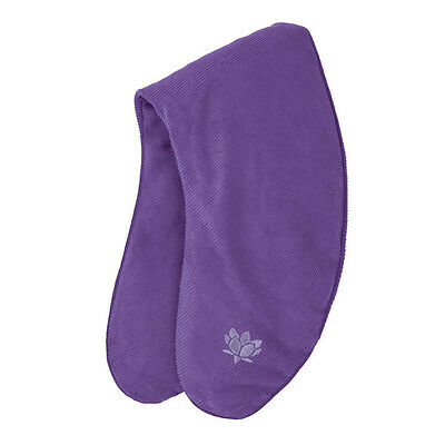 Aroma Home Lavender Fragranced Cotton Corduroy Microwavable Neck Warmer Cushion