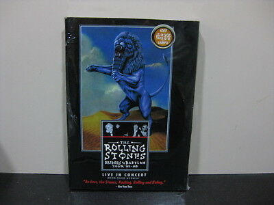 The Rolling Stones ·asian  Dvd· Live In Concert Briges To Babylon Tour 91-98