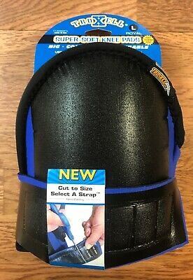 Troxell Blue Royal SuperSoft Large Flooring Kneepads