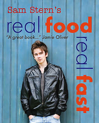 Real Food, Real Fast by BRAND NEW BOOK Susan Stern, Sam Stern (Paperback, 2006)