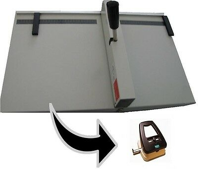 A3 A4 A5 Creasing Machine Card Creaser + ID Slot + Corner Rounder + Hole Punch