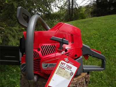 """NEW EFCO 7200 CHAINSAW with NEW 20"""" BAR/CHAIN 70cc Pro Saw *GLOBAL SHIPPING*"""
