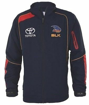 Adelaide Crows Full Zip Track Jacket 'Select Size' S-7XL BNWT5