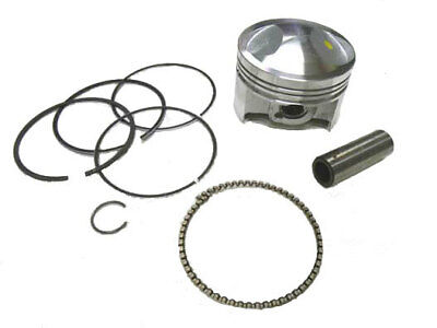 New 54Mm High Compression Piston Kit, 13Mm Piston Pin, Gpx / Daytona 125Cc Engin