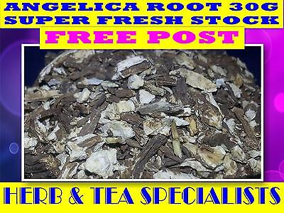 ANGELICA ROOT 30g   Angelica archangelic ☆ HERBAL ☆PREMIUM STOCK ☆ FREE POST