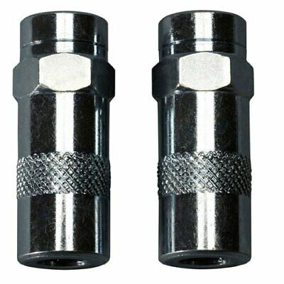 Milwaukee 49-16-2649 High Pressure Grease Coupler 2-Pack