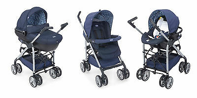 Chicco Trio Sprint Midnight