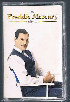 Freddie Mercury The Album Mc K7 Musicassetta