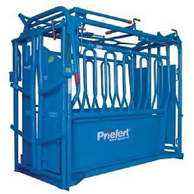 Priefert Heavy Duty Squeeze Chute S04