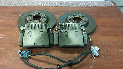 Holden Ve Commodore International 2010 Mdl Front Brake Package