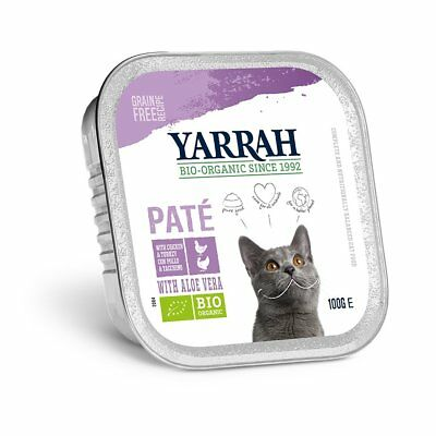 Yarrah Chicken & Turkey Pate With Aloe Vera 100g
