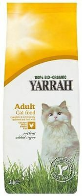 Yarrah Adult Cat Food With Chicken 3kg