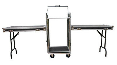 Mixer Flight Case With Tables - 2 YEAR guarantee