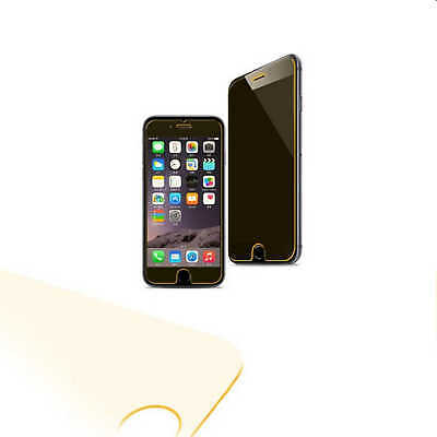 Tempered glass iPhone 6 Luminos ORANGE H9 Genuine Neon