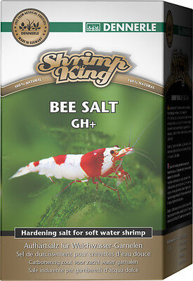 Shrimp King Bee Salt GH+ 200g Salty Shrimp Alternative