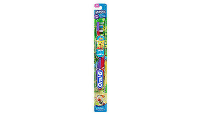 6x, 12x or 18x Oral B Stages 2 Children's (2-4yrs) Toothbrushes. From $3.60ea