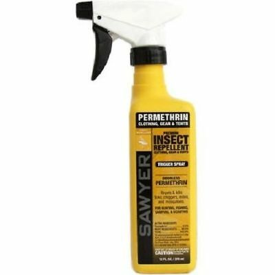 Sawyer Products Premium Insect Repellent for Clothing and Gear Permethrin