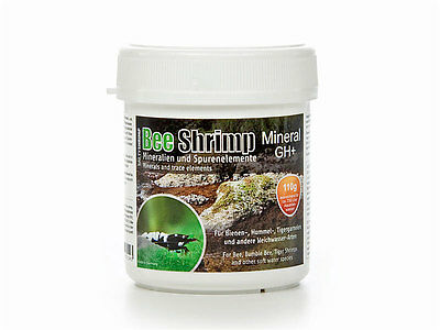 Salty Shrimp Bee Shrimp Mineral GH+ 110g SALTYSHRIMP for Crystal Shrimp