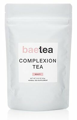 Baetea Complexion Detox Tea Get Healthy Glowing Imperfection Free Skin