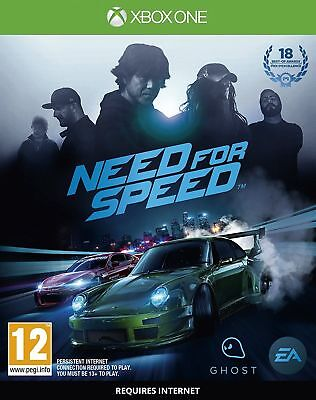 Need for Speed (Xbox One) Brand New & Sealed - UK PAL