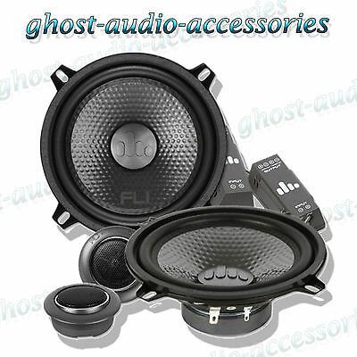 "FLI FU6C Underground 6.5"" 17CM 210w 2-Way Car Door Speakers Pair Audio"