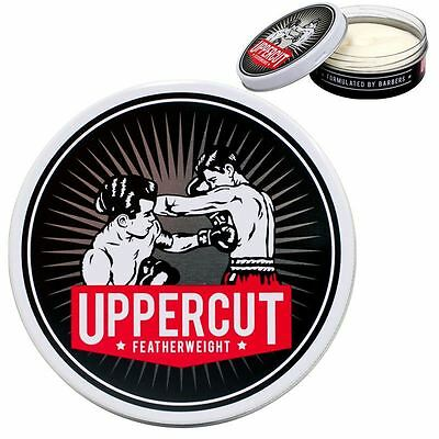 Uppercut Deluxe Featherweight Hair Wax Mens Grooming Styling Product FREE POST