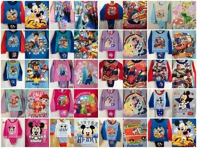 Disney Marvel Baby Boys Girls Pyjamas age-size 18-24 months 1,5-2 years 92cm