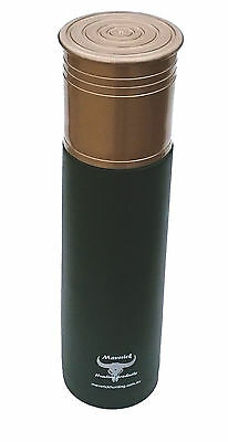 Shotgun shell 12G 500ml Stainless steel vacuum flask Thermos by Maverick hunting