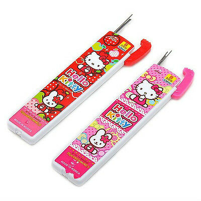 Hello Kitty 0.5mm Mechanical Pencil's Leads Set of 2